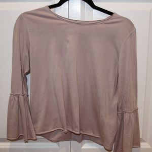 Abercrombie and Fitch Long Sleeve Blouse
